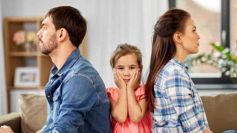 separacja członków rodziny w trakcie rozwodu